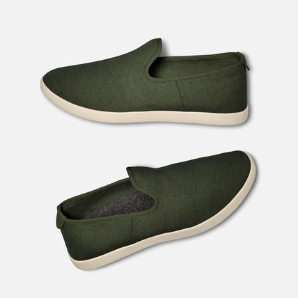 2e41480bc58 allbirds 2018-19AW Plain Khaki Loafers   Slip-ons by kanuka - BUYMA