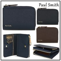 Paul Smith Plain Leather Keychains & Holders