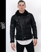 Sixth June Faux Fur Street Style Biker Jackets