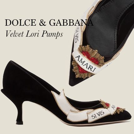 Dolce & Gabbana More Pumps & Mules