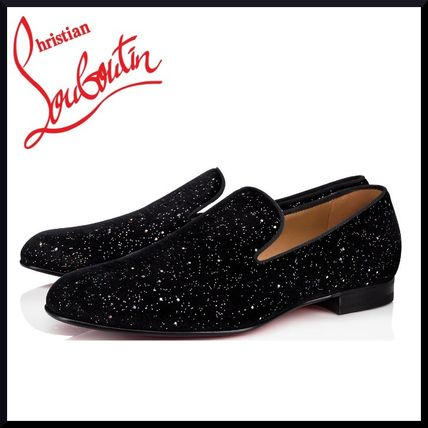 301ab4ee0fdb ... Christian Louboutin Loafers   Slip-ons Plain Toe Suede Plain Loafers ...