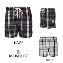 MONCLER Other Check Patterns Underwear & Roomwear