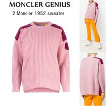 MONCLER Cashmere Long Sleeves Cashmere