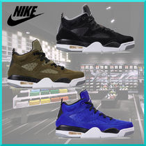 Nike AIR JORDAN Street Style Plain Sneakers