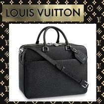 Louis Vuitton TAIGA Leather Business & Briefcases