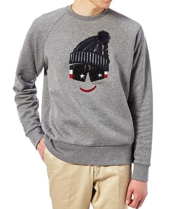 MONCLER Sweatshirts Cotton Sweatshirts 4