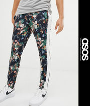 ASOS Flower Patterns Street Style Skinny Fit Pants