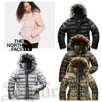 THE NORTH FACE Camouflage Plain Medium Down Jackets