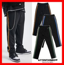 ATTENTIONROW Street Style Bottoms