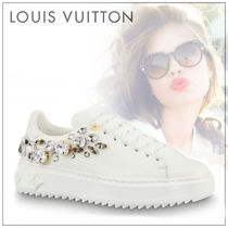 Louis Vuitton MONOGRAM Monoglam Casual Style Plain Leather With Jewels