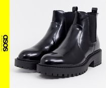 ASOS Casual Style Chelsea Boots Ankle & Booties Boots