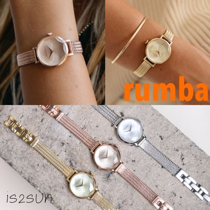 Casual Style Square Analog Watches