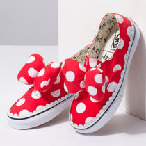 VANS AUTHENTIC Dots Street Style Collaboration Low-Top Sneakers