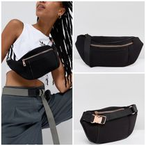 ASOS Casual Style Unisex Street Style Plain Shoulder Bags