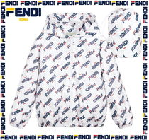 FENDI Petit Collaboration Kids Girl Outerwear