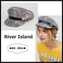 River Island Street Style Wide-brimmed Hats