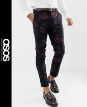 ASOS Printed Pants Flower Patterns Patterned Pants