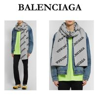 BALENCIAGA Unisex Wool Accessories