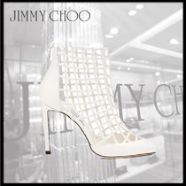 Jimmy Choo Leather Ankle & Booties Boots