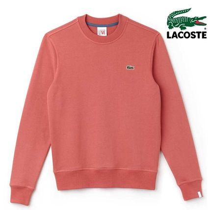 Sweatshirts Buyma By Plain Tastegood Neck Lacoste Crew Cotton v0Nm8nw
