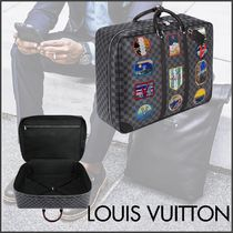 Louis Vuitton Unisex Blended Fabrics Street Style Over 7 Days Soft Type