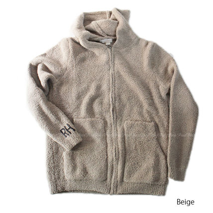 Ron Herman Hoodies Collaboration Long Sleeves Plain Hoodies 2