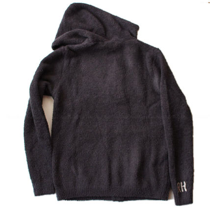 Ron Herman Hoodies Collaboration Long Sleeves Plain Hoodies 6