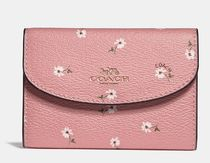 Coach Flower Patterns Keychains & Bag Charms