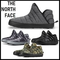 THE NORTH FACE Camouflage Plain Shoes