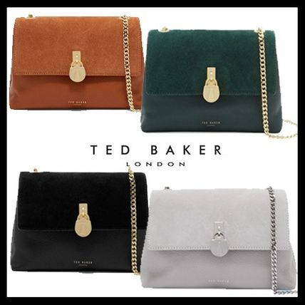 2b7605ed2 TED BAKER 2019 SS Suede Chain Plain Shoulder Bags by PPNT55 - BUYMA