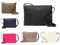 MARC JACOBS Leather Shoulder Bags