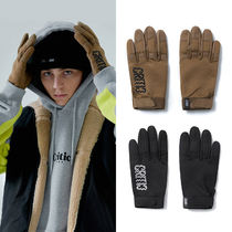 CRITIC Street Style Plain Gloves Gloves