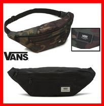 VANS Casual Style Unisex Street Style Bags
