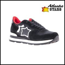 Atlantic STARS Star Casual Style Low-Top Sneakers