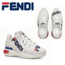 FENDI Street Style Collaboration Sneakers