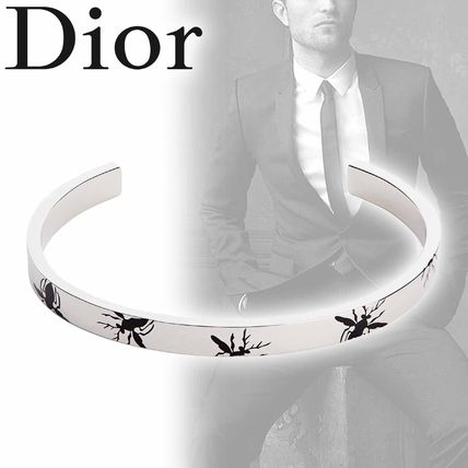 3939d170a37b38 ... DIOR HOMME Bracelets Bangles Street Style Other Animal Patterns Silver  Bracelets ...