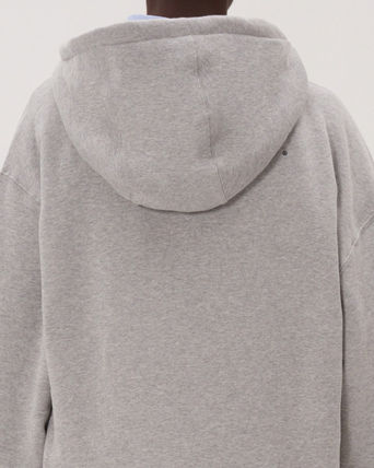 ADERERROR Hoodies Long Sleeves Plain Cotton Hoodies 7