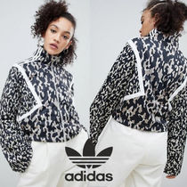 adidas Leopard Patterns Casual Style Street Style Medium