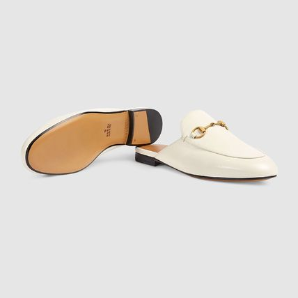 GUCCI Princetown Princetown Leather Slipper