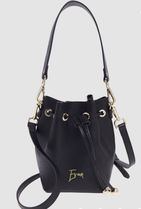 The Daily Edited Saffiano Plain Purses Crossbody Formal Style  Shoulder Bags