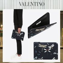 VALENTINO Nylon Other Animal Patterns Stationary