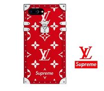 Louis Vuitton Unisex Street Style Leather Smart Phone Cases