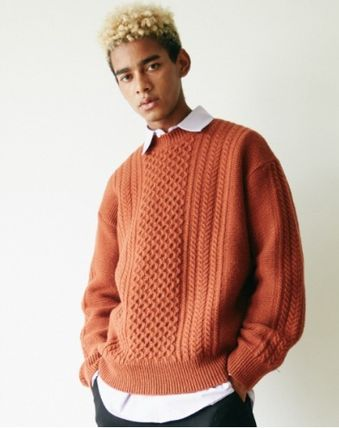 NOT N NOT Knits & Sweaters Street Style Knits & Sweaters