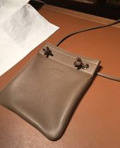 HERMES Aline Casual Style Leather Shoulder Bags