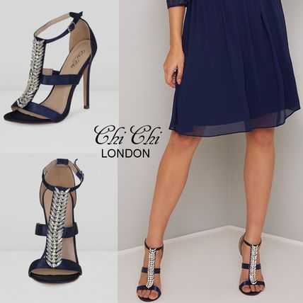 Open Toe Party Style Shoes