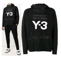 Y-3 Street Style Knits & Sweaters