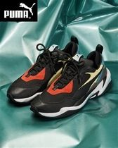 PUMA THUNDER SPECTR Casual Style Unisex Low-Top Sneakers