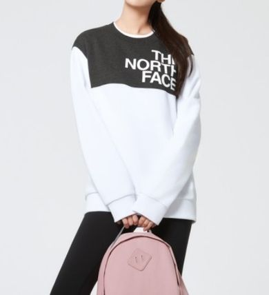 THE NORTH FACE Sweatshirts Unisex Street Style Sweatshirts 2