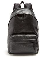 BALENCIAGA Lambskin A4 Backpacks