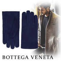 BOTTEGA VENETA Suede Gloves Gloves